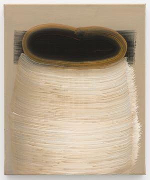 4 Brushstrokes by Hyun-Sook Song contemporary artwork