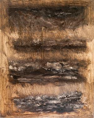 Imperfect Landscape by Buen Calubayan contemporary artwork