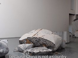 Zhao Zhao: 'You cannot separate art from politics'
