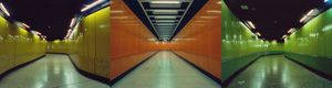 The Labyrinth #19,#20,#21, Hong Kong by Christopher Button contemporary artwork photography, print