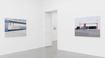 Contemporary art exhibition, Jean-Philippe Delhomme, Los Angeles Langage at Perrotin, Paris