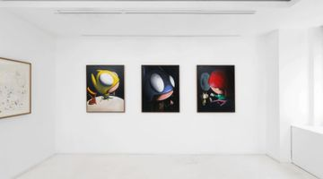 Contemporary art exhibition, Edgar Plans, Once Upon a Time the French Literature at Almine Rech, Rue de Turenne, Paris