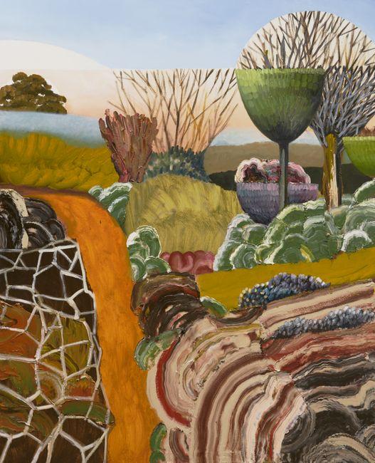 The Velvet Fog by Guy Maestri contemporary artwork
