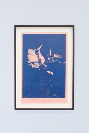 Chiaroscuro by Marc Hundley contemporary artwork