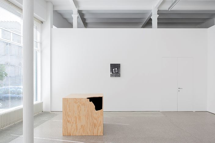 Exhibition view: Didier Vermeiren, Galerie Greta Meert, Brussels (8 September–5 November 2016). Courtesy Galerie Greta Meert.