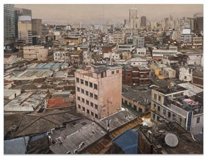 District 4 by Jae Ho Jung contemporary artwork