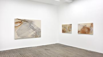 Contemporary art exhibition, Daniel Lefcourt, Strata at Campoli Presti, Paris