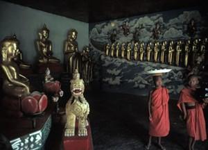 Pagan, Burma by Hiroji Kubota contemporary artwork