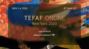 Contemporary art exhibition, TEFAF ONLINE New York 2020 at Bailly Gallery, Paris