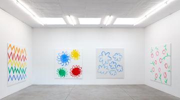 Kristof De Clercq gallery contemporary art gallery in Ghent, Belgium