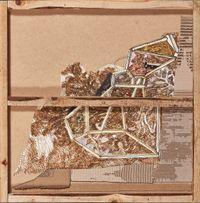 Continued Scene No.180902 被延续的情景 NO.180902 by Chen Yujun contemporary artwork mixed media