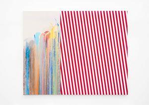 Calcareus Sponge by John M Armleder contemporary artwork