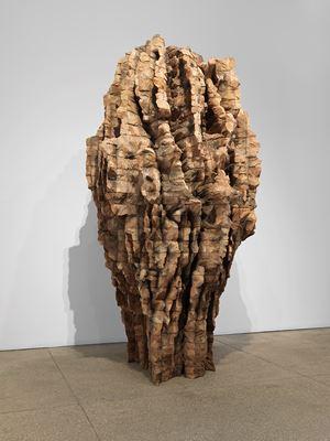 KOBIETA by Ursula von Rydingsvard contemporary artwork