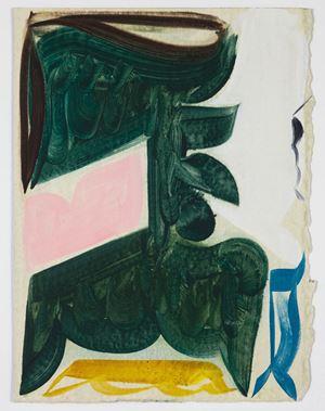 Grotesquerie Variation by Patricia Treib contemporary artwork
