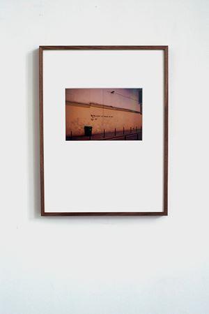 Refusons le monde de ceux qui ont [Let us refuse the world of those who have] by Eric Baudelaire contemporary artwork