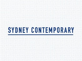Sydney Contemporary 15