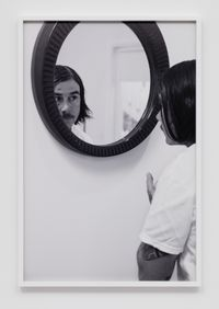 Mirror #1 (The Modernist) by Catherine Opie contemporary artwork photography