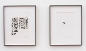 Käthe Grüsse by Luc Tuymans contemporary artwork