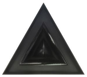 Divinità nera by Alberto Biasi contemporary artwork