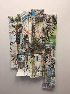 Halle N – Anlage / TORUS by Chris Reinecke contemporary artwork