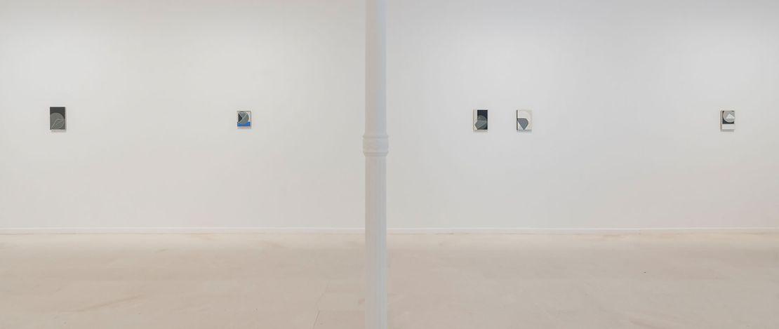 Exhibition view: Frank Nitsche, Backwards Ahead, Galería Pelaires, Palma (20 March–31 May 2021). Courtesy Galería Pelaires.