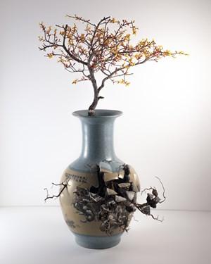 Vase X by Émeric Chantier contemporary artwork