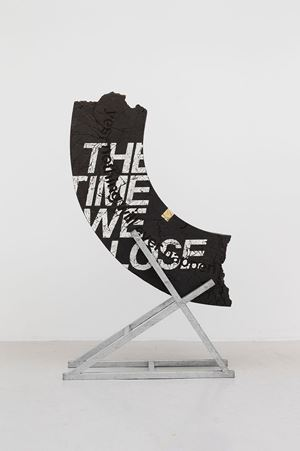 Excerpt: The Time We Lose by Iván Argote contemporary artwork