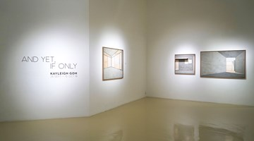 Contemporary art exhibition, Kayleigh Goh, And yet, if only at Gajah Gallery, Singapore