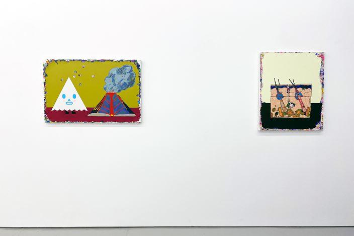 Exhibition view: Lai Chiu-Chen,99% Unreal, Eli Klein Gallery, New York (4 August–10 October 2020). Courtesy Eli Klein Gallery.