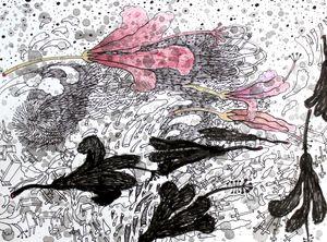 Untitled IX by Pakkiyarajah Pushpakanthan contemporary artwork