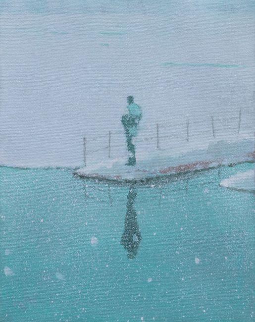 a walk by Choong-Hyun Roh contemporary artwork