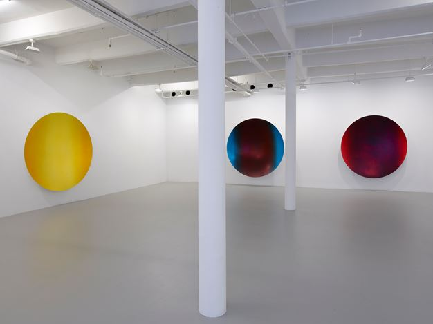 Exhibition view: Anish Kapoor, Lisson Gallery, 10th Avenue, New York (31 October–20 December 2019). © Anish Kapoor. Courtesy Lisson Gallery.