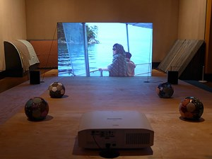 Helena and Miwako by Ei Arakawa contemporary artwork