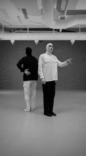 Rehearsal- Act III: March by Babak Golkar contemporary artwork