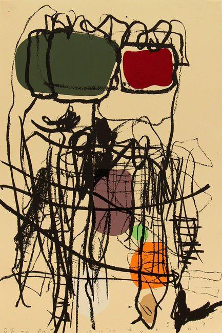 Little Foot by Bernard Quesniaux contemporary artwork
