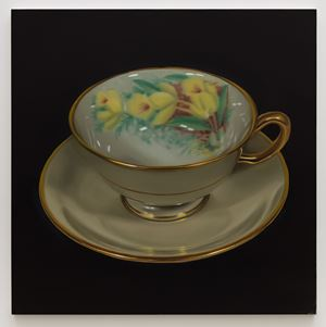 Teacup #16 by Robert Russell contemporary artwork