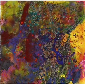 Serie Tutto Moana #2 by Michela Ghisetti contemporary artwork painting, works on paper