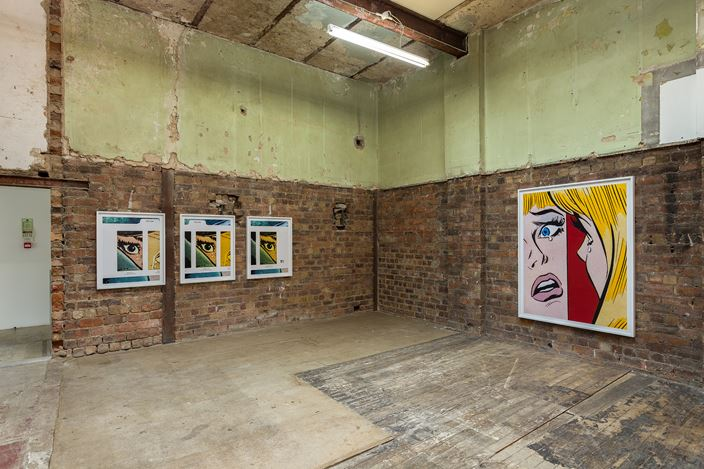 Exhibition view: Anne Collier, The Modern Institute, Bricks Space, Glasgow (11 September–6 November 2020). Courtesy the Artist and The Modern Institute/Toby Webster Ltd, Glasgow. Photo: Patrick Jameson.