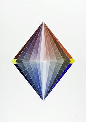 Bias Colurs 3 by David Chan contemporary artwork