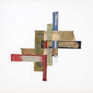 Backstitch by Samuel Levi Jones contemporary artwork