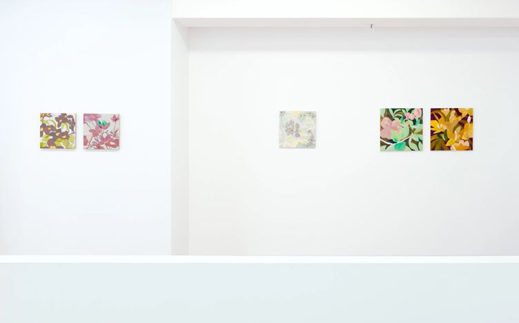 Exhibition view: Negin Dastgheib, Rising, PAGE Galleries, Wellington (15 October–7 November 2020). Courtesy PAGE Galleries.