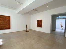 "Ceroli and Mambor<br><em>Profiles and Shadows in Roman Pop</em><br><span class=""oc-gallery"">Tornabuoni Art</span>"