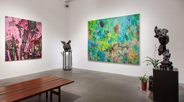 Contemporary art exhibition, Group Exhibition, Cai Jin 蔡錦 at Hanart TZ Gallery, Hong Kong