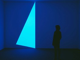 Early James Turrell works reveal a master in the making