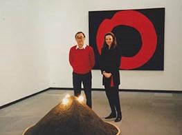 How a 'scream' of post-war Japanese art pioneered Modernism