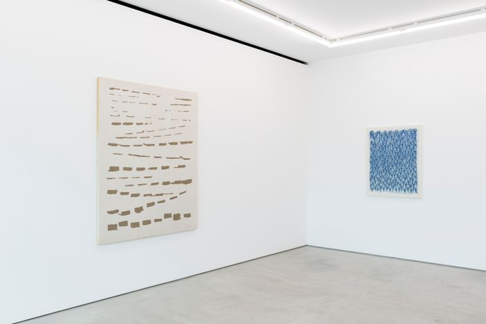 Exhibition view: Kwon Young-woo, Blum & Poe, Tokyo (3 April–22 May 2021). © Estate of Kwon Young-woo. Courtesy  the estate and Blum & Poe, Los Angeles/New York/Tokyo. Photo: Saiki.