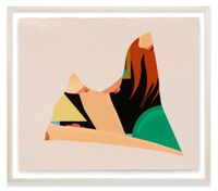 Bedroom Dropout by Tom Wesselmann contemporary artwork print