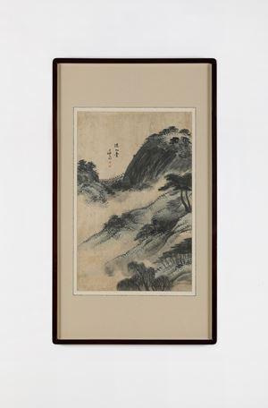 장동팔경 세심대 Album of Paintings of the Eight Views in Jangdong Sesimdae by Gyeomjae Jeongseon contemporary artwork
