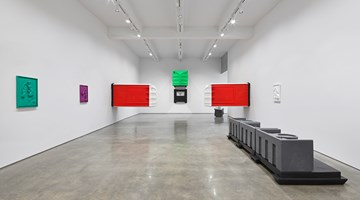 Contemporary art exhibition, Andreas Slominski, Andreas Slominski at Metro Pictures, New York