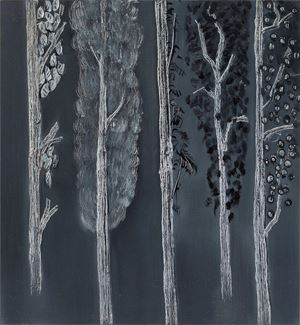Thicket by Daichi Takagi contemporary artwork